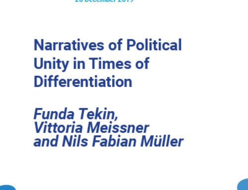 Narratives of Political Unity in Times of Differentiation